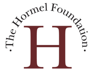 Hormel Foundation logo