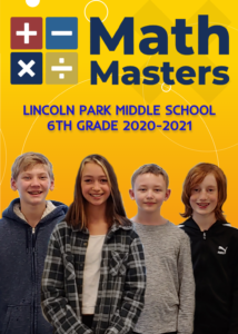 Lincoln Park MS MM poster